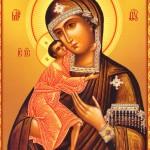 Икона Пресвятой Богородицы Феодоровская