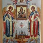 Икона Пресвятой Богородицы «Якобштадтская»